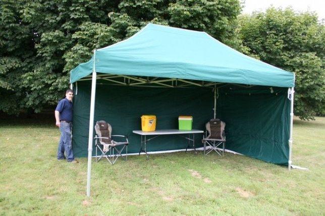 Pavilion cort foisor pliabil gradina camping 3m x 4,5m x 2.60m NOU !!