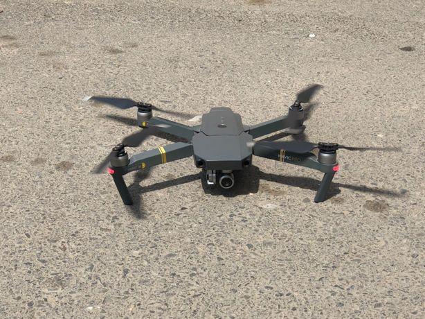 Съёмки с дрона