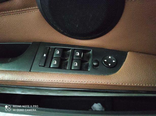 Panou butoane geamuri electrice BMW E90 E91 volan stanga