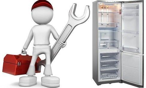 Ремонт холодильников, морозильников, холодильных камер.