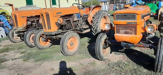 Tractor fiat recent adus din ita