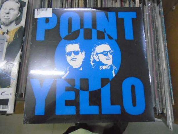 """винил  Yello  """"Point""""  (England)"""
