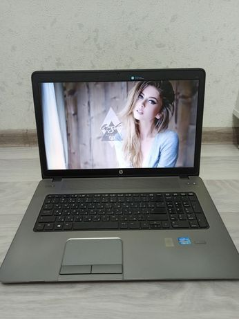 Продается ноутбук НР i5 проц