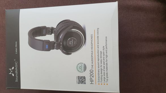 Слушалки Soundmagic HP 200