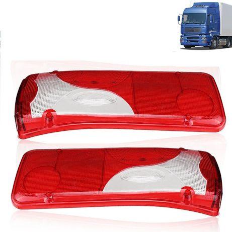 2бр комплект стъкла за стопове man tga tgx mercedes sprinter vw crafte