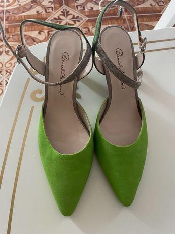 Дизайнерские Туфли лодочки
