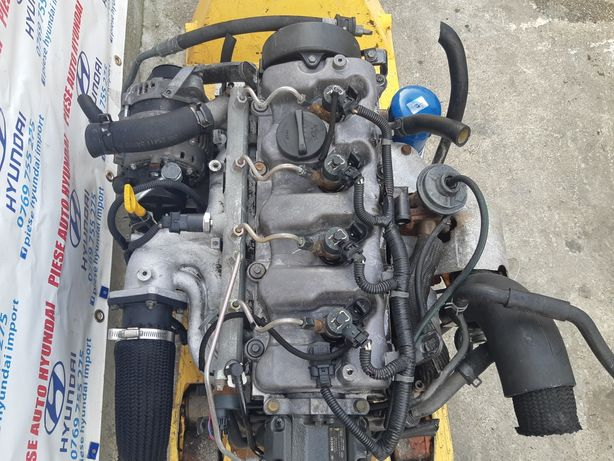 Motor complet hyundai tucson  2.0 83kw 113cp