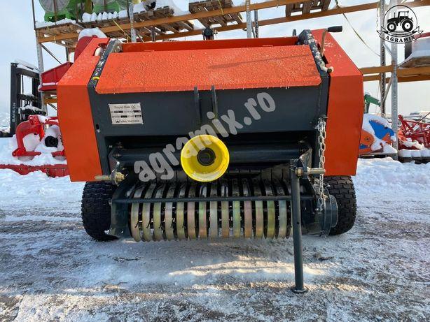 Balotiera noua balot 630 x 930 mm Konig Traktoren Agramix