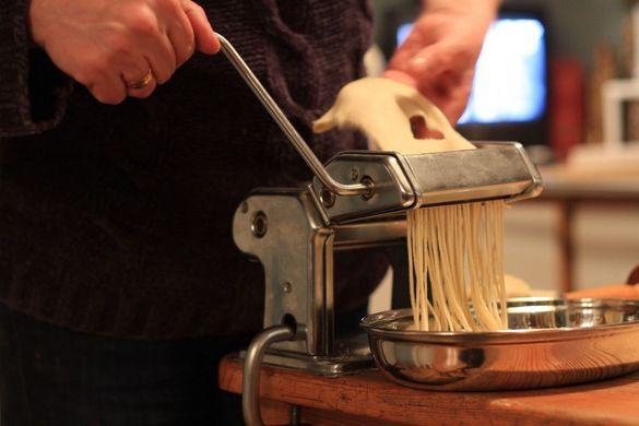 Машина за паста лазаня спагети талиатели прясна талятели машини промо!