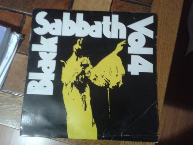Black Sabbath Vol IV + alte titluri!