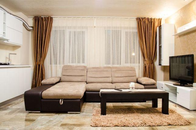 Apartament NOU de lux 3 cam. cazare regim hotelier cart. Nufarul Plaza