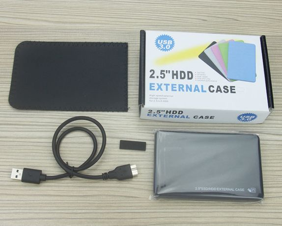 "Корпус для Жесткого Диска 2.5"" SATA External Case HDD USB 3.0 2.5"