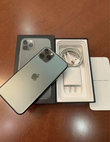 В РАССРОЧКУ Apple iPhone 11 Pro 64GB Black черный цвет