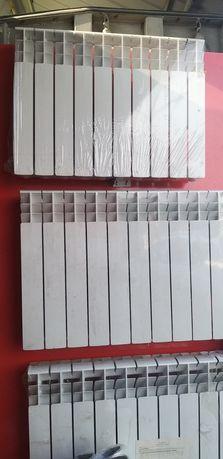 Алюминиевые и биметаллические радиаторы и комплектующие