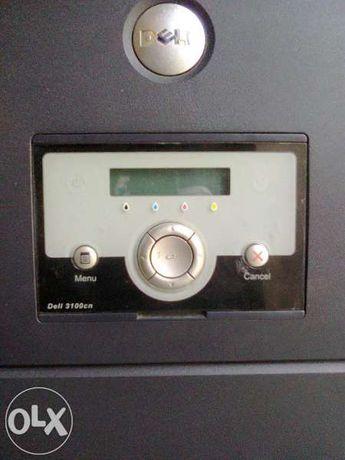 лазерен принтер дел