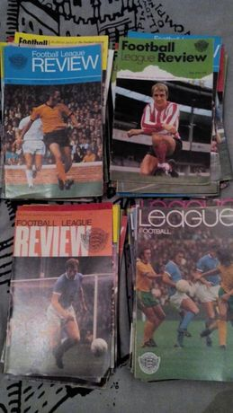Английски списания 1970-1980