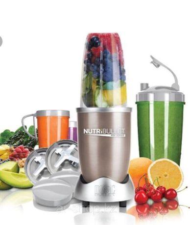 Блендер-Экстрактор питательных веществ NutriBullet Pro Family Set 900w
