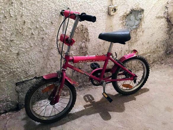 НАМАЛЕНО!!! Детско колело