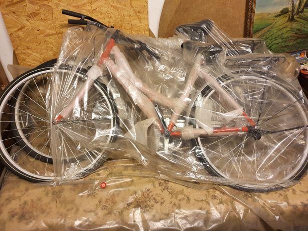 bicicleta de femei noua in folie, culoare rosu NOUA NOUTA