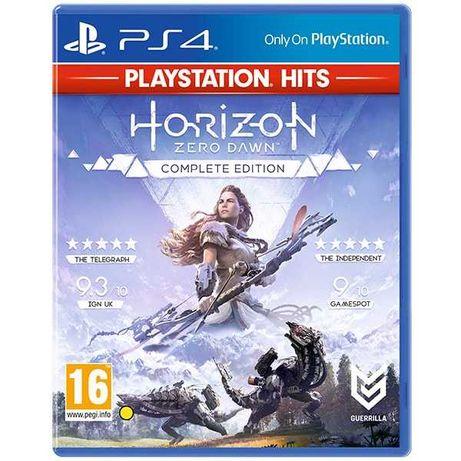 PS4: Horizon Zero Dawn