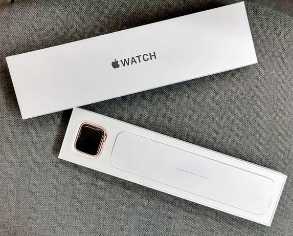 Apple watch SE 40mm в новом состоянии, на гарантии