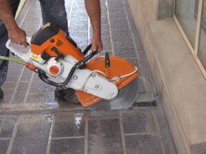 Алмазная Резка бетона Демонтаж разрушение Снос Слом Отбойный молоток
