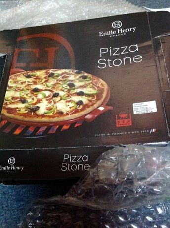 Plită ceramică pentru pizza