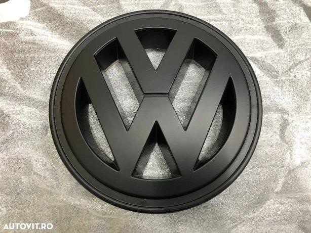 Emblema Grila Fata VW Golf 5 V GT Negru Mat