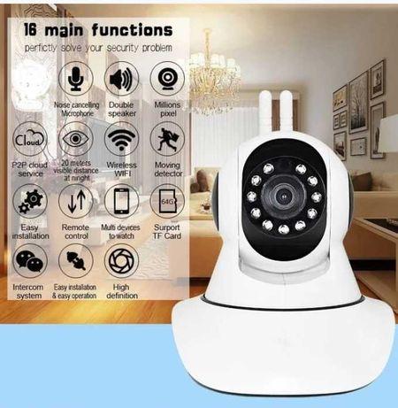 Wi-Fi Интернет Поворотная Камера 2MP FullHD