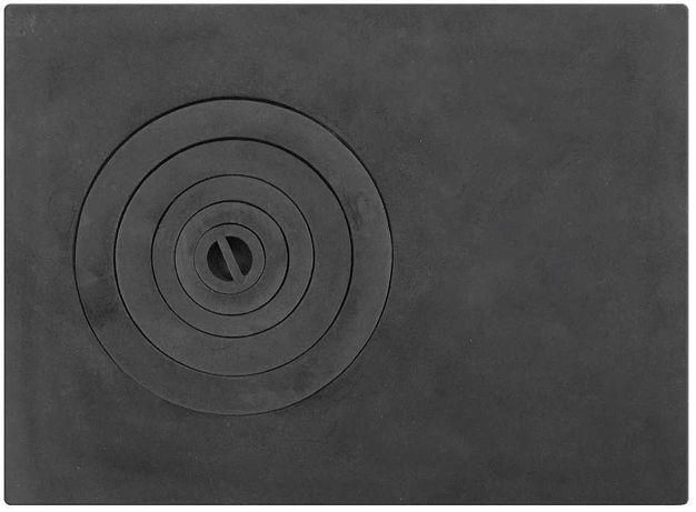 Plita soba fonta cu un ochi, dimensiune 520 mm lungime x 390 mm latime