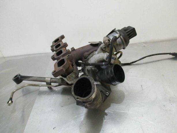 Turbo turbina 2.0 TDI CFF CFH VW Golf Passat B7 Audi A3 q3