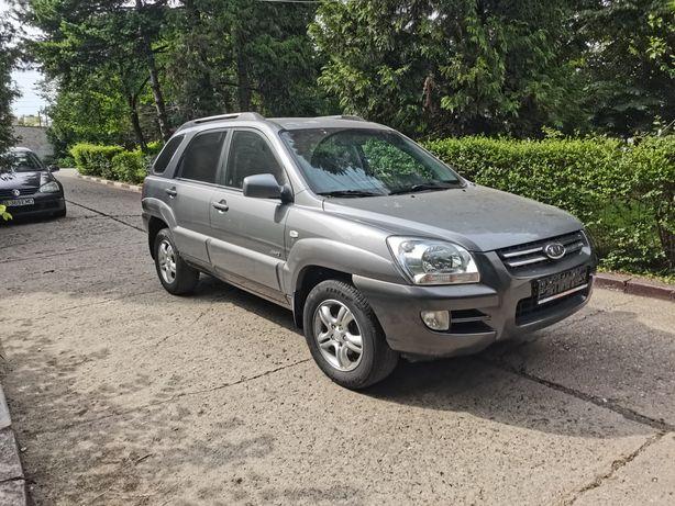 Kia Sportage 4x4 2.0 Benzina/GPL