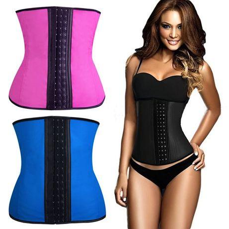 -50% Утягивающий корсет Waist Trainer для похудения и тонкой талии