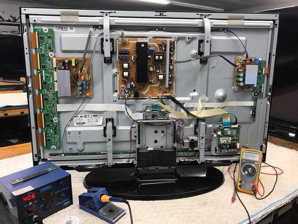 Частный мастер по ремонту телевизоров, ремонтирую все бренды на дому