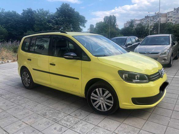 VW Touran 1.4 Metaн/Бензин