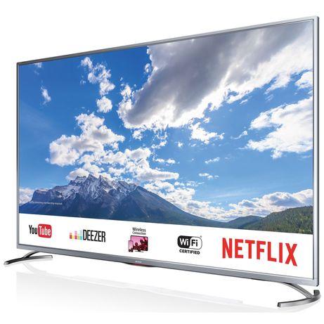 "Продава чисто нов Телевизор LED Smart Sharp, 55"" (139 см), 55UI8762ES"
