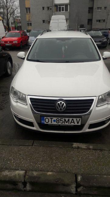 Vand VW B6 20210 sau schimb cu Duster 1.6 benzina