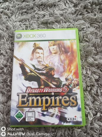 Joc jocuri Dynasty Warriors 5 Empires Xbox 360 original