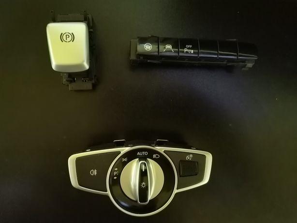 Vând butoane Mercedes glc 43