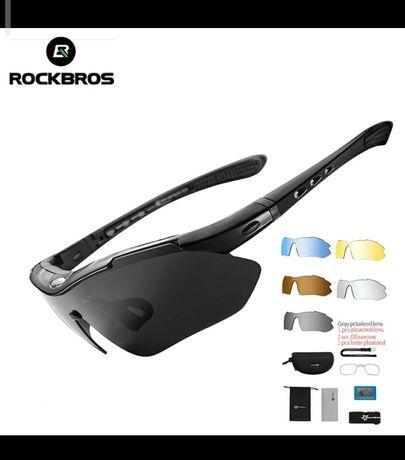 Очки спортивные RockBros !