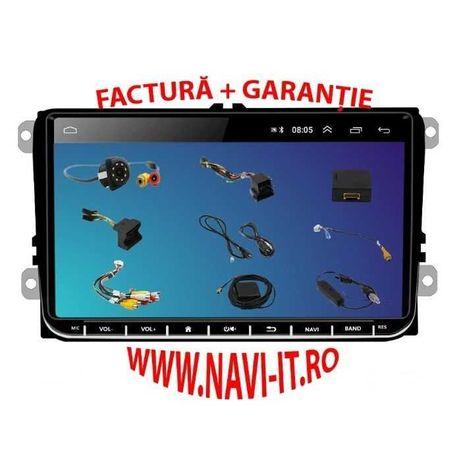 Navigatie NAVI-IT, 9' VW Android 10, Ram 2GB ,32 ROM, Cameră Marsarier