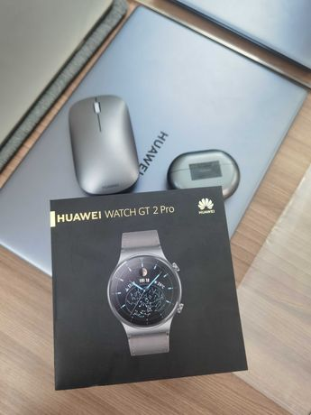 Huawei Watch GT2 PRO абсолютно новые