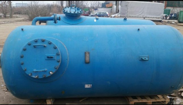 rezervor aer apa motorina combustibil 15 mii litri butelie compresor