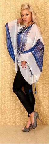 Bluza lejera model NiSSA