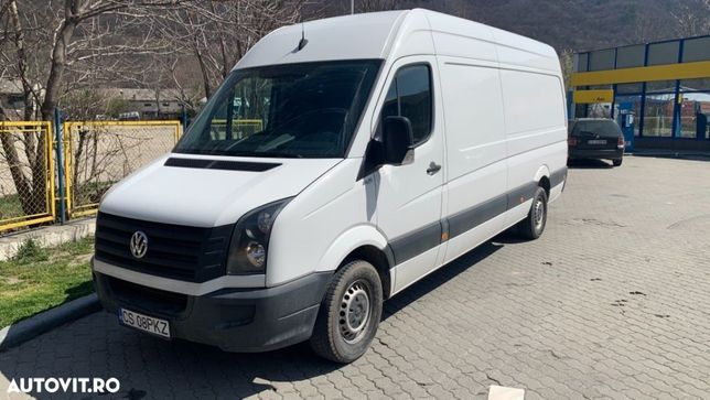 Volkswagen Crafter VW Crafter 2016 L3H2 14m3
