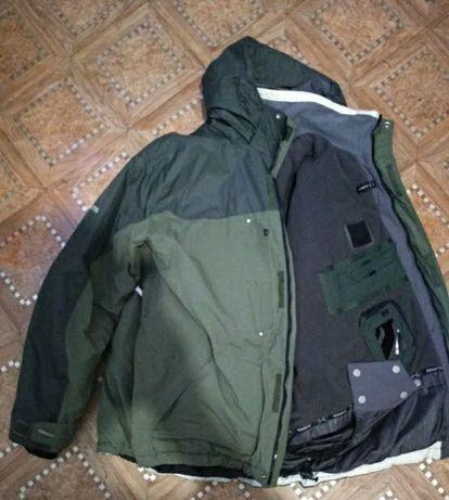 Продам куртку для активного отдыха мужскую на крупного мужчину