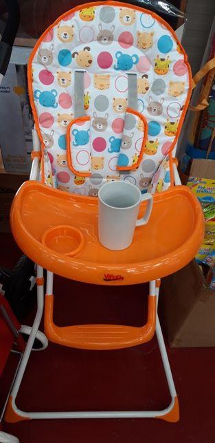 Scaun cu masuta pentru bebe. Hamuri pentru siguranta. Nou!