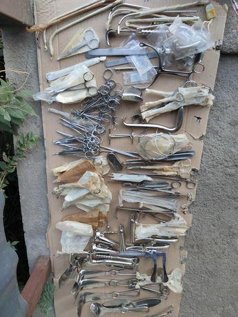Хирургические медицинские инструменты