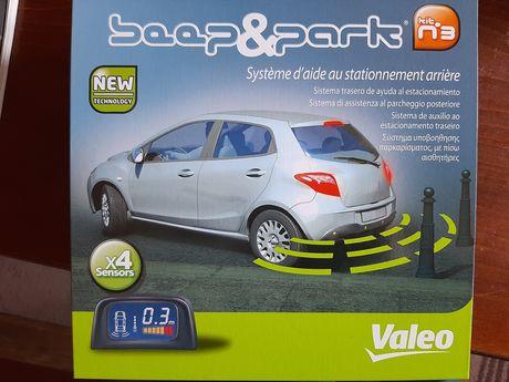 Парктроник valeo 632002 контролерът не работи