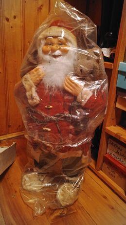 Moș Crăciun, Nou,  80 cm